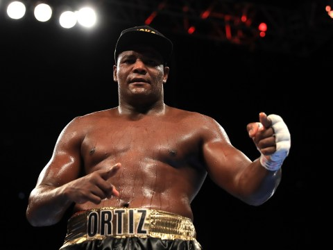 Luis Ortiz promises to knockout Anthony Joshua before eighth round