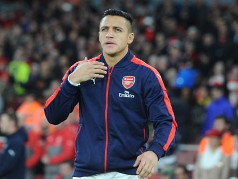 Arsenal forward Alexis Sanchez one of the best in the world, says Xavi