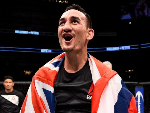 UFC interim featherweight champion Max Holloway reiterates he is not keen on fighting Jose Aldo in February