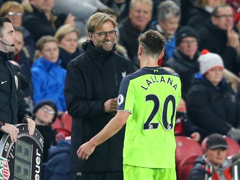 Jurgen Klopp lifts lid on the meeting in his office that led to Adam Lallana scoring more goals
