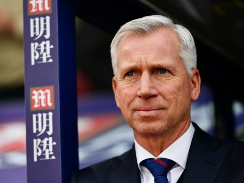 Crystal Palace sack Alan Pardew with Eagles hovering above the relegation zone