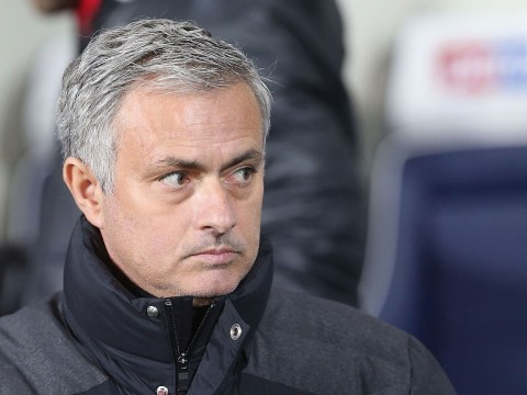 Jose Mourinho leaves Michael Carrick out of Manchester United's squad for Middlesbrough clash