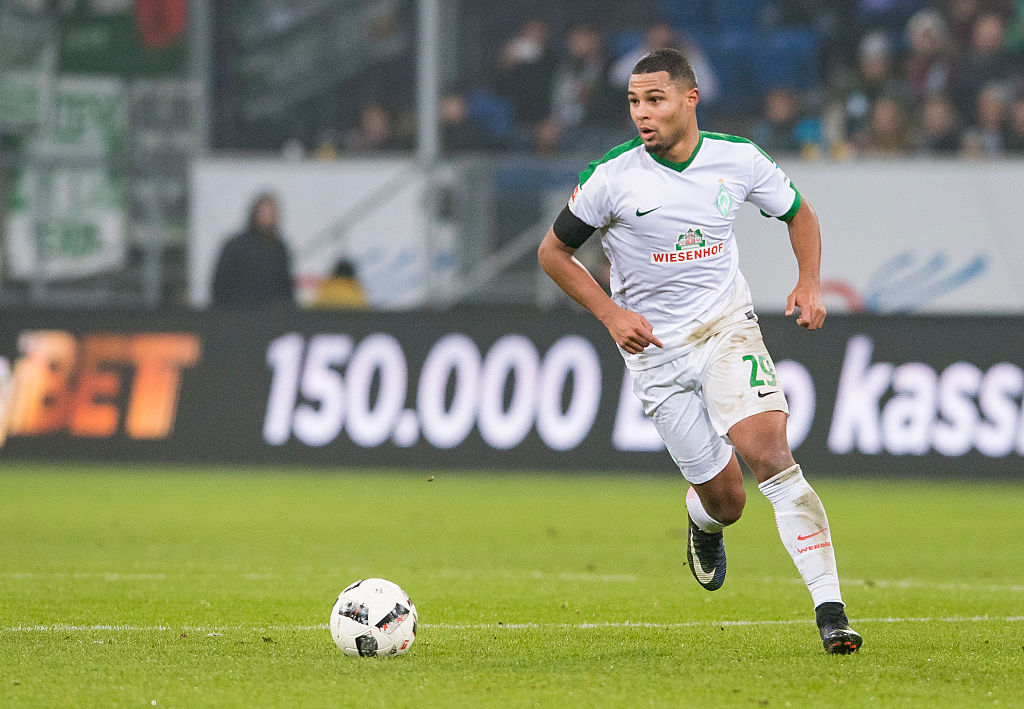 Former Arsenal star Serge Gnabry's transfer release clause revealed