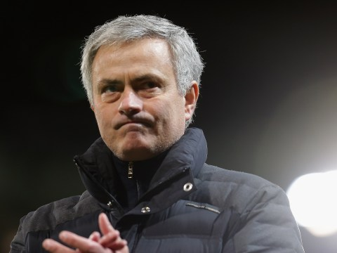 Jose Mourinho reveals he is sad after Manchester United victory