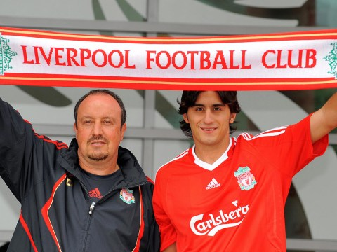 Remember Alberto Aquilani? The Liverpool flop just got even worse