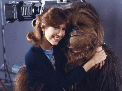 Carrie Fisher dies: 17 pictures to remind you how damn cool she was