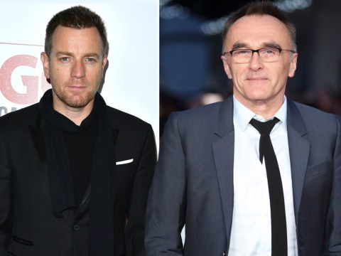 T2 Trainspotting's Ewan McGregor and Danny Boyle agree their 10-year feud should have ended much sooner