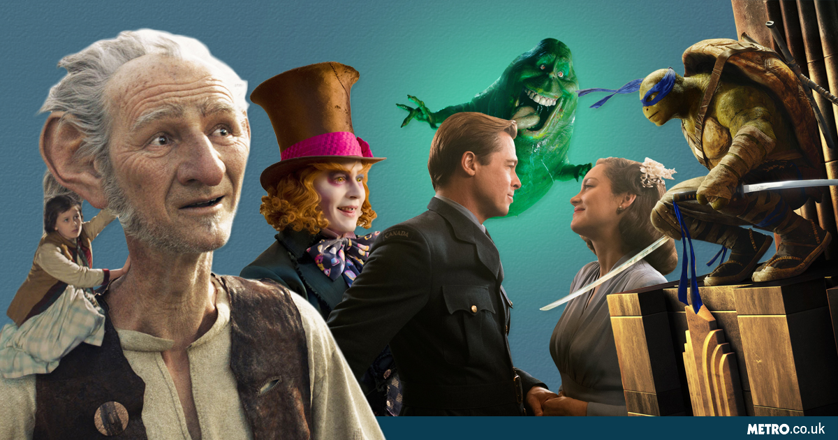 Allied, Ghostbusters and The BFG among the biggest box office bombs of 2016