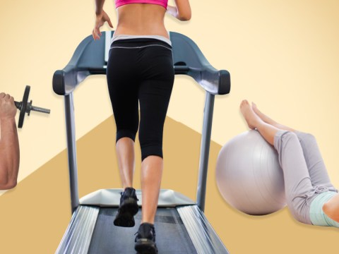 Watching people fail at working out will give you gym motivation