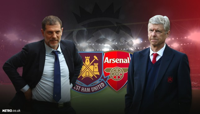 West Ham v Arsenal preview Credit: GEtty Images