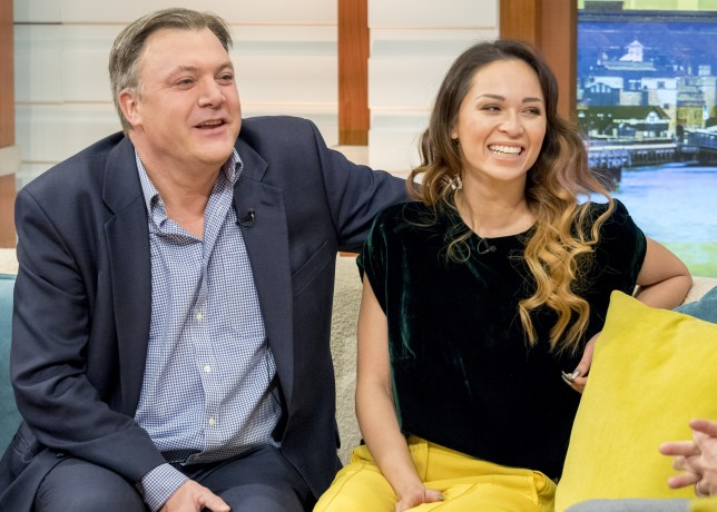 EDITORIAL USE ONLY. NO MERCHANDISING Mandatory Credit: Photo by Ken McKay/ITV/REX/Shutterstock (7530161aw) Ed Balls and Katya Jones 'Good Morning Britain' TV show, London, UK - 01 Dec 2016 Twinkle toes and the former shadow chancellor became the 10th celebrity to be eliminated from the current series of Strictly Come Dancing. He joins us on the sofa to talk about his experience and his new found love of dancing.