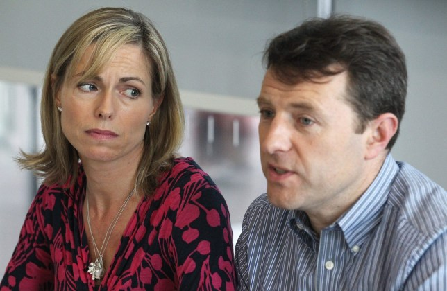 """Kate McCann and Gerry McCann hold a news conference to mark the 5th anniversary of the disappearance of their daughter Madeleine McCann in London, England. The McCann's today stated that there is """"no doubt"""" that authorities will re-open the investigation into their daughter's disappearance. Three-year-old Madeleine went missing while on holiday with her parents in the Algarve region of Portugal in May 2007. Kate McCann may have missed the abduction of her daughter Madeleine by a matter of minutes, police revealed last night.Detectives believe a suspect seen carrying a child 500 yards from the McCanns' holiday apartment was the kidnapper who had struck just moments before the mother went to check on her children. Scotland Yard appealed for the public's help in tracing the prime suspect - as it became clear Portuguese police may have been chasing the wrong man for six years. The Mail published two e-fits of the suspect after it emerged they had been produced by private detectives working for the McCanns back in 2008 but were never issued. Kate and Gerry McCann hold a news conference to mark the 5th anniversary of the disappearance of their daughter Madeleine McCann in London, England. ....LONDON, ENGLAND - MAY 02: ..The McCann's today stated that there is """"no doubt"""" that authorities will re-open the investigation into their daughter's disappearance. Three-year-old Madeleine went missing while on holiday with her parents in the Algarve region of Portugal in May 2007. (Photo by Dan Kitwood/Getty Images)"""