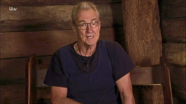 Larry Lamb, Adam Thomas and Joel Dommett become very upset after saying goodbye to Jordan Banjo on 'I'm a Celebrity...Get Me Out of Here!'. Broadcast on ITV1HD Featuring: Larry Lamb When: 30 Nov 2016 Credit: Supplied by WENN **WENN does not claim any ownership including but not limited to Copyright, License in attached material. Fees charged by WENN are for WENN's services only, do not, nor are they intended to, convey to the user any ownership of Copyright, License in material. By publishing this material you expressly agree to indemnify, to hold WENN, its directors, shareholders, employees harmless from any loss, claims, damages, demands, expenses (including legal fees), any causes of action, allegation against WENN arising out of, connected in any way with publication of the material.**