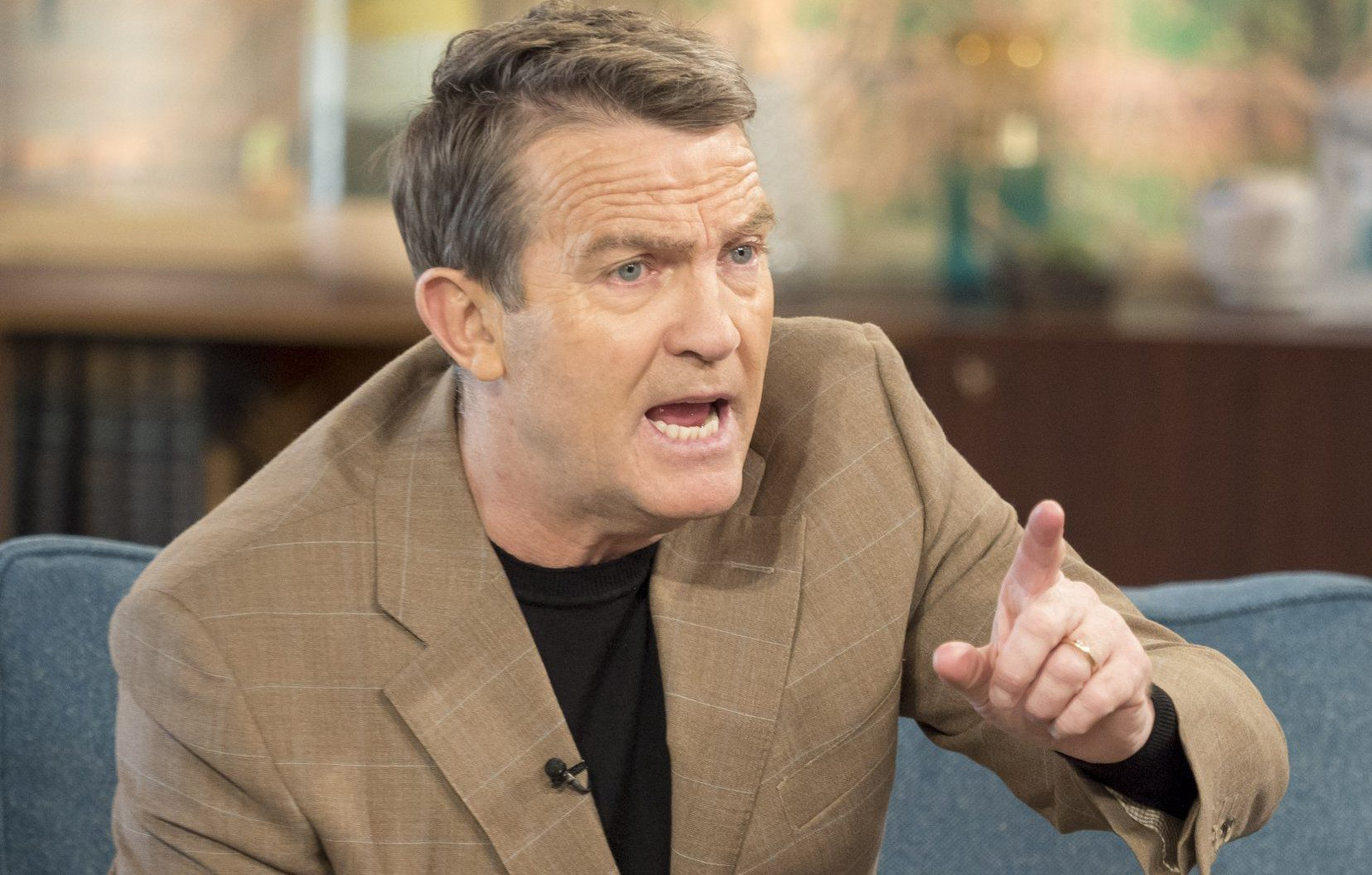 Bradley Walsh causes havoc on This Morning – calls Alfie Boe and Michael Ball 'Ball and Botox'