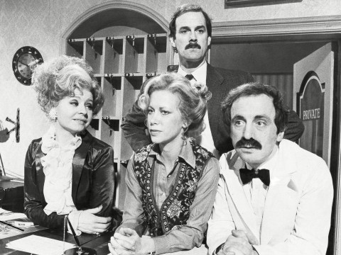 Andrew Sachs' one regret in life was not becoming a Time Lord on Doctor Who