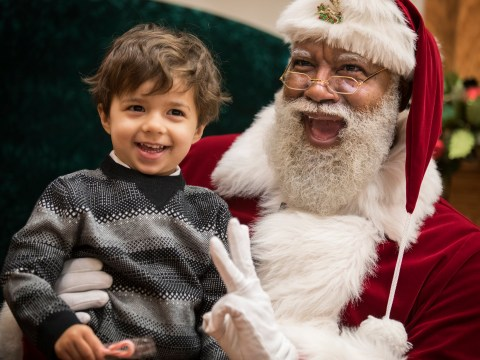 Mall of America hires its first ever black Santa and it's a pretty big deal