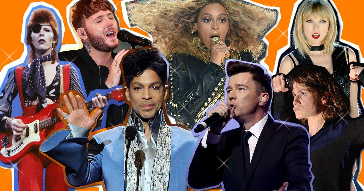 16 pop things we can't believe happened in 2016