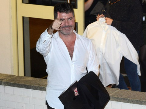 Simon Cowell confirms that the home of The X Factor is getting demolished after tonight's semi-final