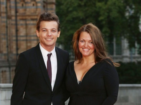 Louis Tomlinson tweeted a birthday message to his mum on what would have been her 44th birthday