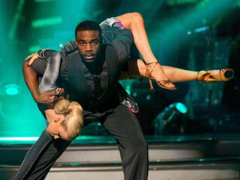 Strictly Come Dancing star Ore Oduba just got his abs out on Instagram