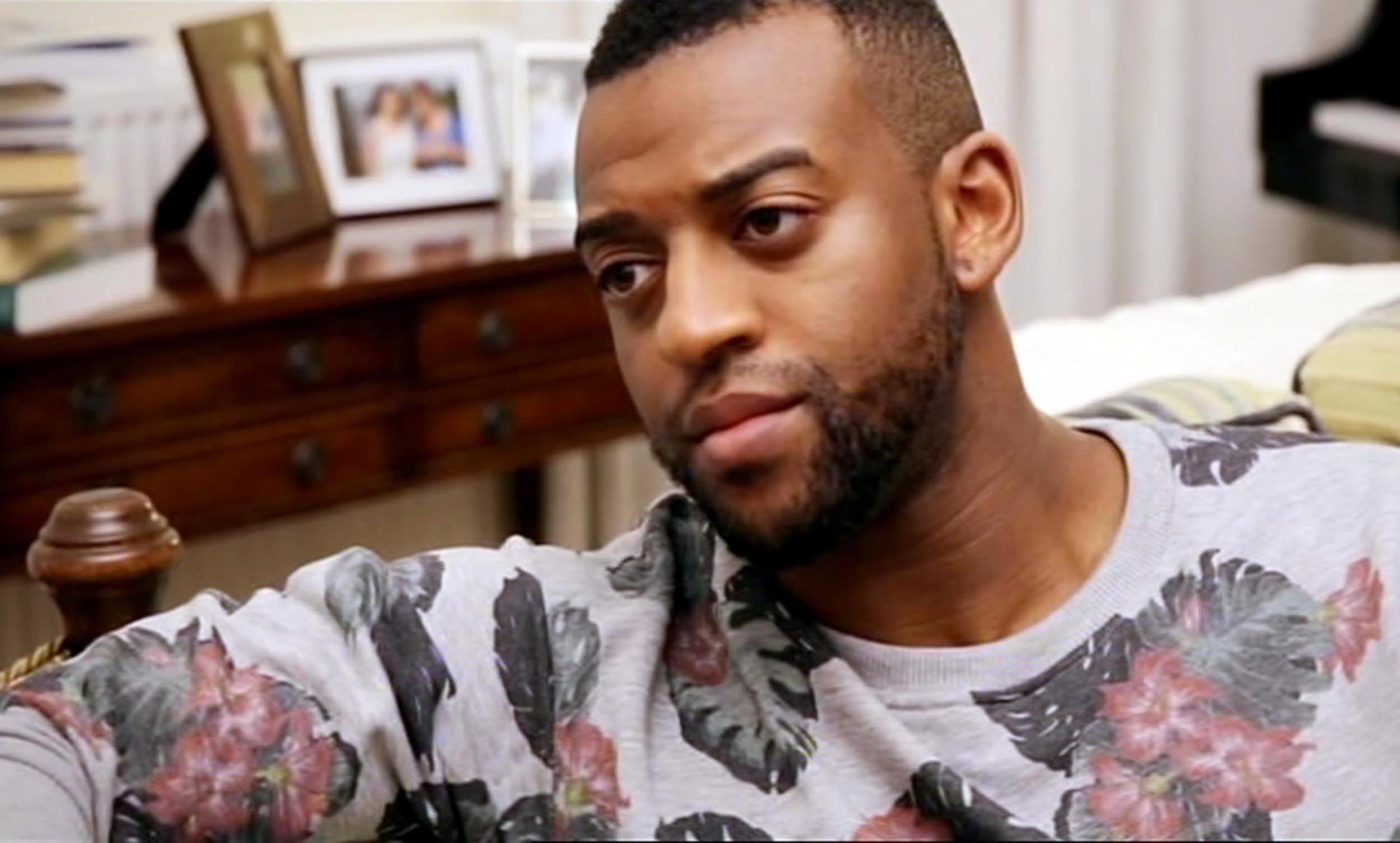 Oritsé Williams announces he's stepping back from charity work amid rape allegations