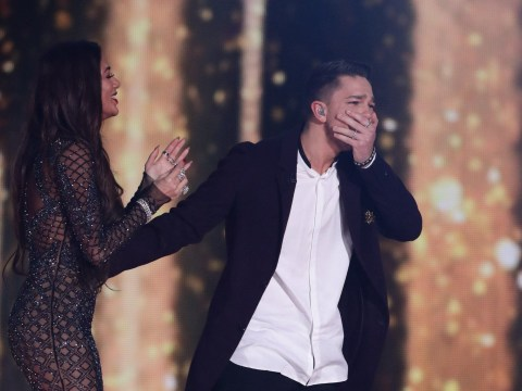 Winner Matt Terry proves he's a seriously nice guy with emotional post of thanks to 'X Factor family'