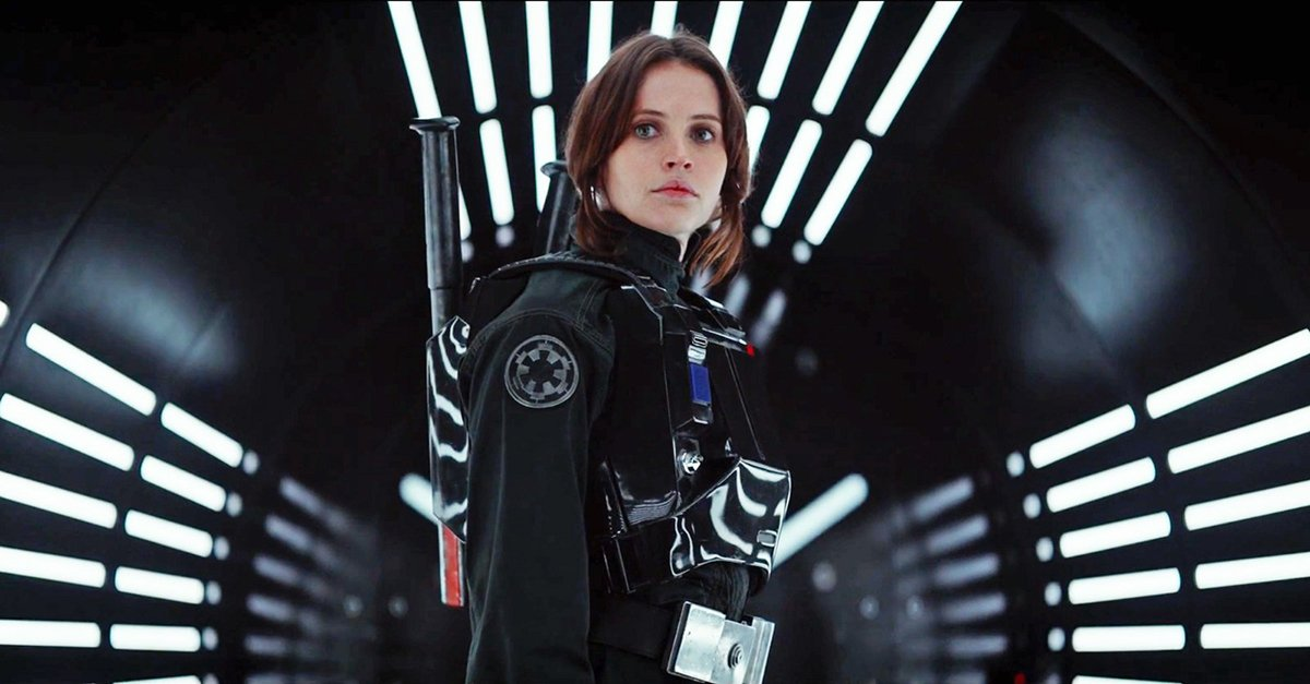 Disney boss says Rogue One: A Star Wars Story is not making a comment on recent political events (Picture: Lucas Films)