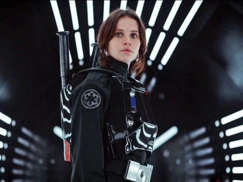 Felicity Jones was paid way more than her male co-stars in Rogue One: A Star Wars Story