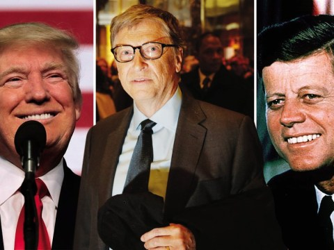 Bill Gates compared Donald Trump to JFK