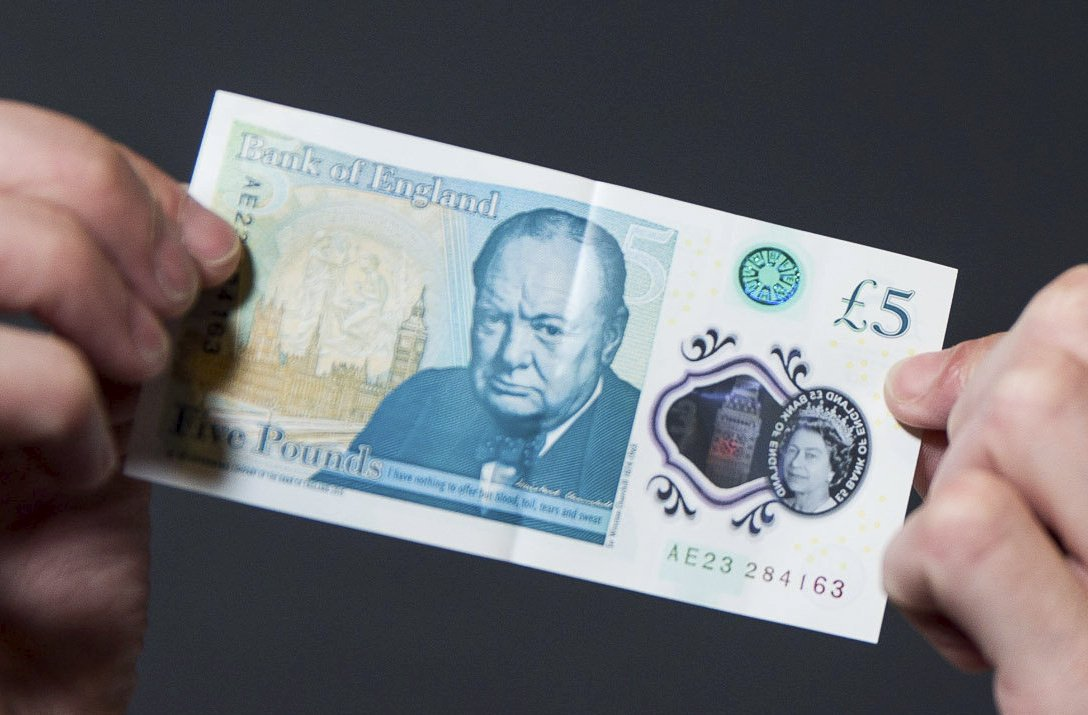 When are new 20 notes coming out