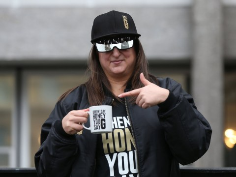 Honey G now has official merchandise unlike actual X Factor winner Matt Terry