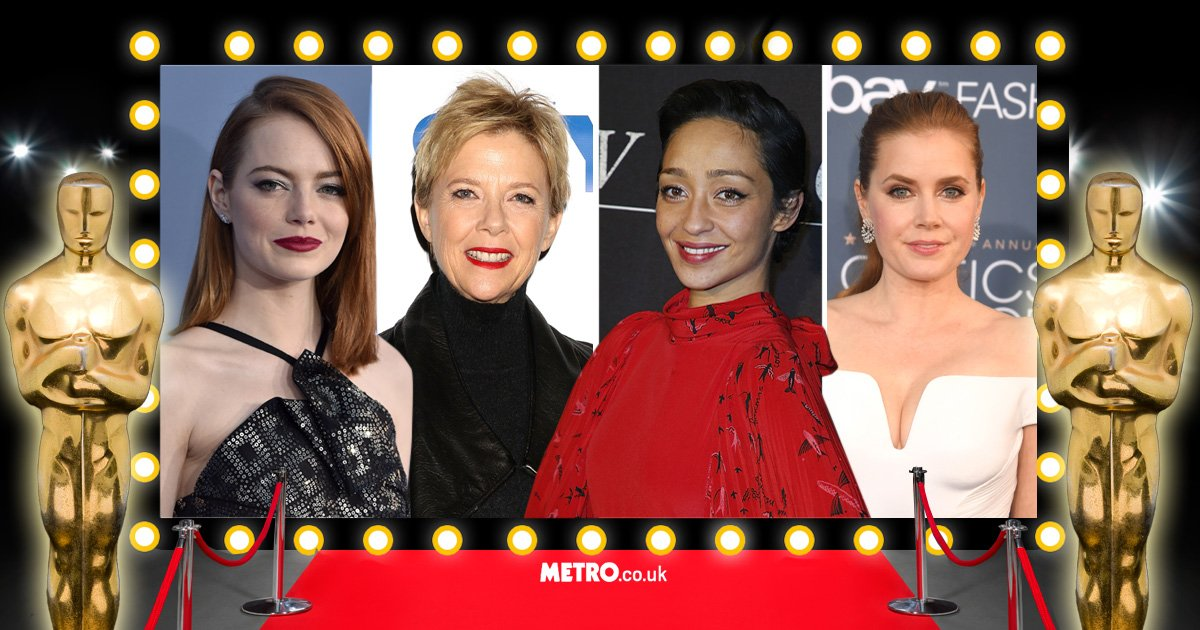 From Emma Stone to Ruth Negga: 9 contenders tipped for Best Actress success at 2017 Oscars