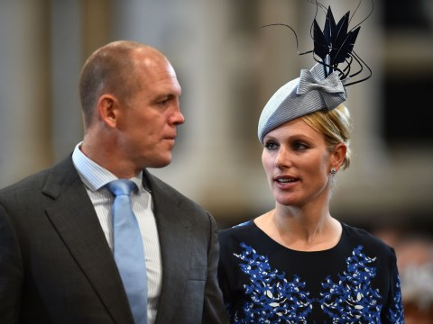 The Queen's granddaughter Zara and her husband Mike Tindall have lost their baby