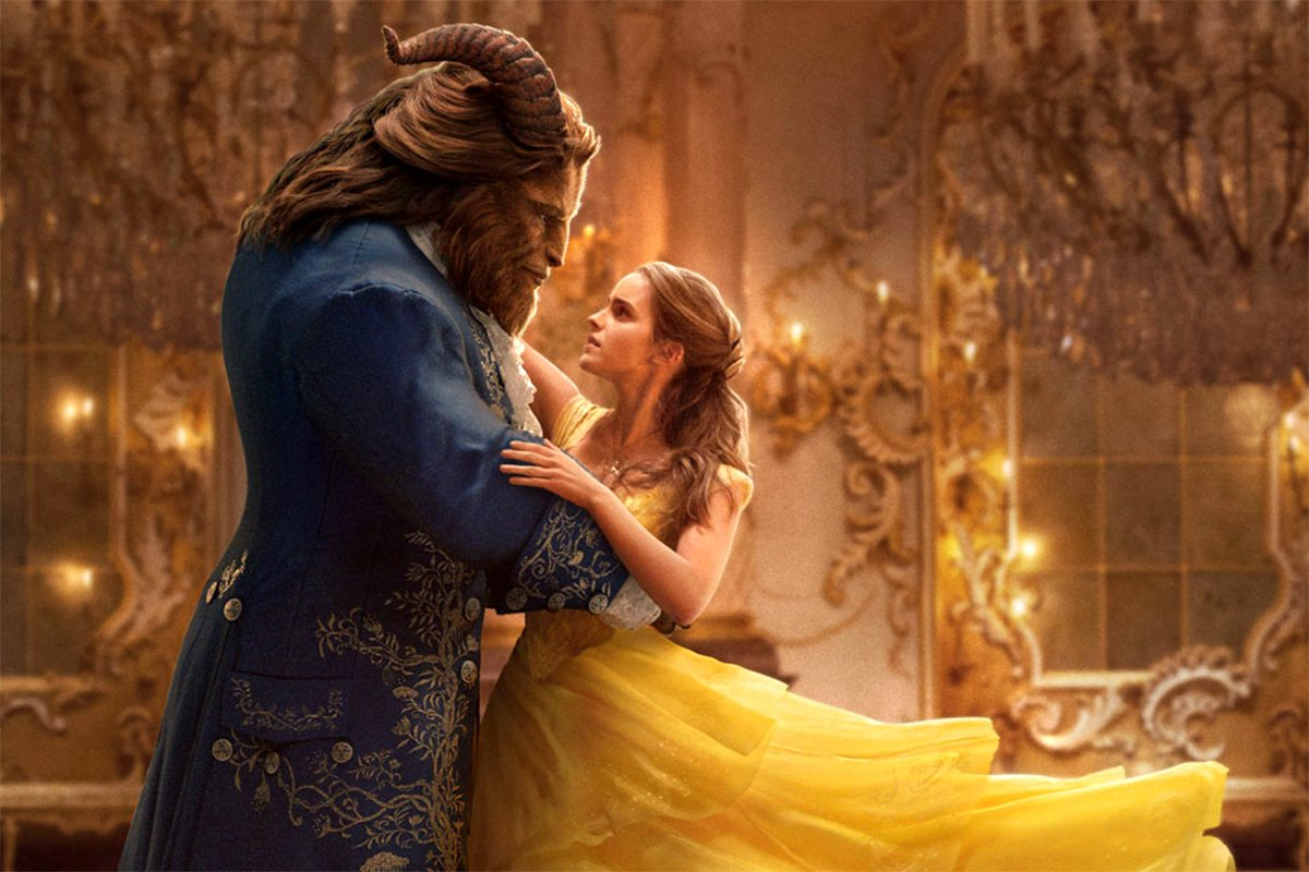 Beauty And The Beast fans were given a preview of the famous ballroom dance scene in November (Picture: Disney)