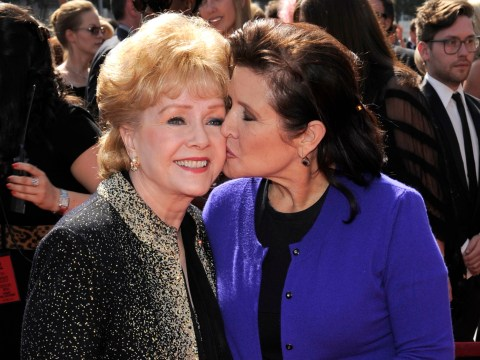 Carrie Fisher and Debbie Reynolds 'to be buried together on Friday'