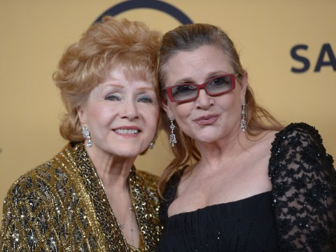 Carrie Fisher and Debbie Reynolds 'to have joint funeral'