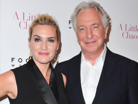 Kate Winslet honours memory of Alan Rickman in moving anniversary tribute