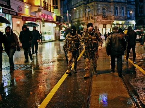 Gunman 'in Santa costume' opens fire inside Turkish nightclub killing at least 35