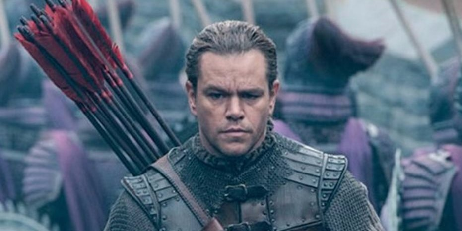 Matt Damon's The Great Wall has bit hit with new controversy about on set safety (Picture: Legendary)