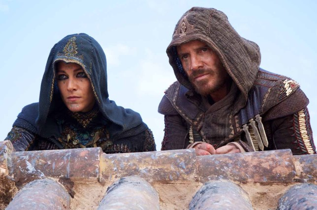 Michael Fassbender stars in Assassin's Creed (Picture: 20th Century Fox)