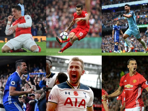 The undroppables: Who is the most important player at Chelsea, Liverpool, Arsenal, Man City, Spurs and Manchester United?