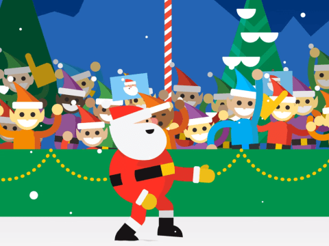 The Google Santa Tracker is now live