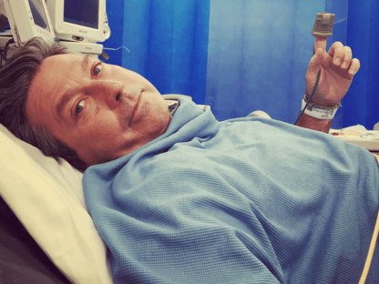 MasterChef's John Torode rushed to hospital on Boxing Day after 'mystery accident'