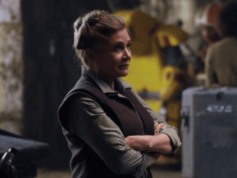 Star Wars: The Last Jedi stars on their memories of the late Carrie Fisher: 'I miss her'