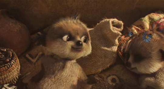 Baby Oleg is back in Compare The Market's utterly adorable