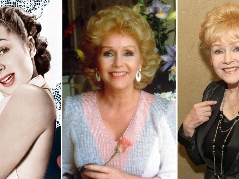 Joan Collins, Ellen DeGeneres and Bette Midler lead tributes to Hollywood legend Debbie Reynolds