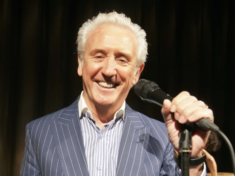 Amarillo singer Tony Christie's tour bus ambushed by migrants