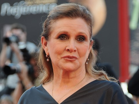 Mark Hamill and Peter Mayhew send support to Carrie Fisher in the wake of heart attack