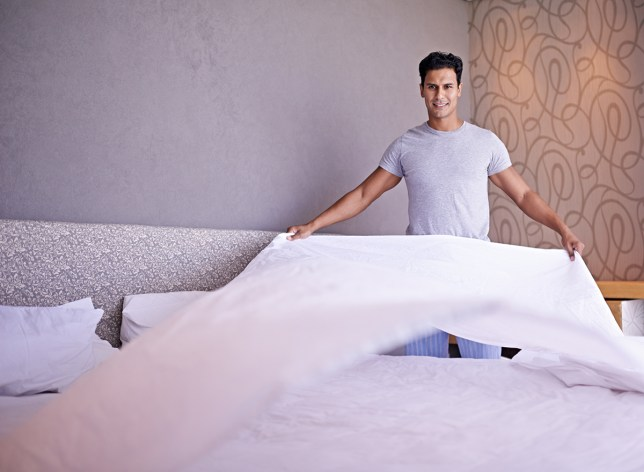 Here's what happens to your body when you don't wash your sheets every week