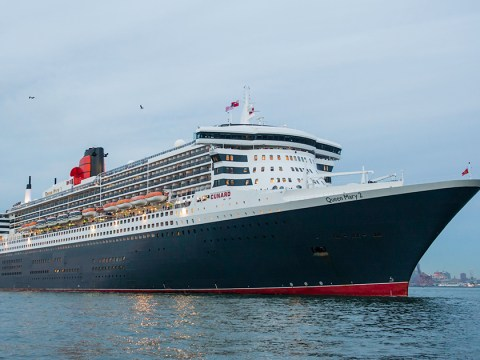 British woman feared to have fallen from Queen Mary 2 ocean liner
